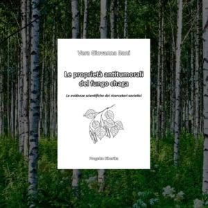 <h3>Vera Bani</h3> <h1>Le proprietà antitumorali<br> del fungo chaga</h1><em>(spedizione gratis)</em>