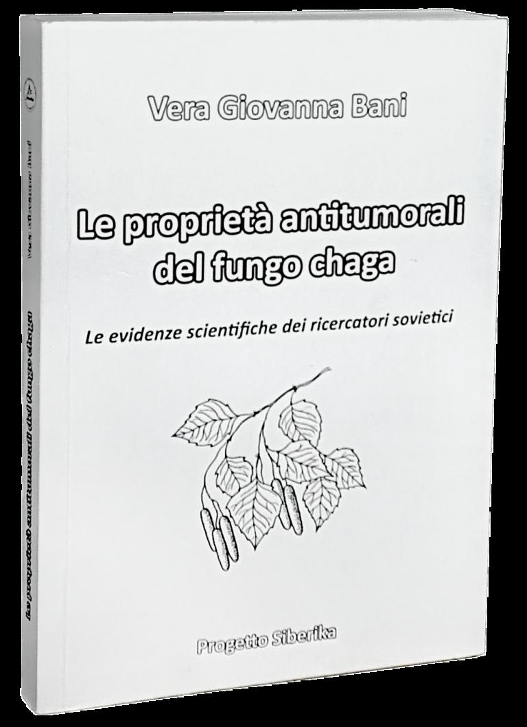 La monografia dedicata al chaga e a coloro che l'hanno studiato