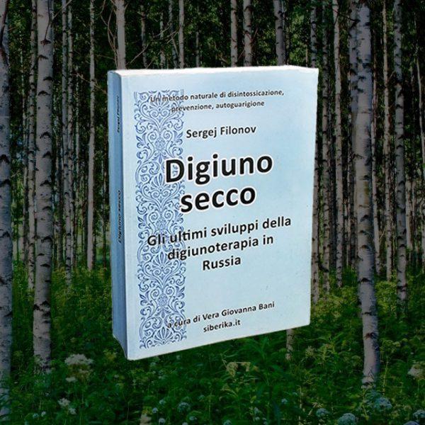 """Libro """"Digiuno secco"""", Sergej Filonov"""