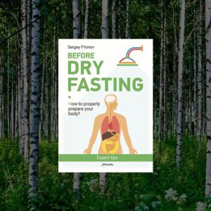 "<h1>E-book ""Before Dry Fasting"" – <br> Sergey Filonov</h1>"